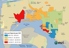 Map Of San Diego Zip Codes by 92101 U2013 Who Lives Here U2013 Pam Allison