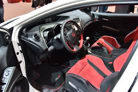 honda civic 2017 type r interior 2016 honda civic type r leaves us with mixed feelings