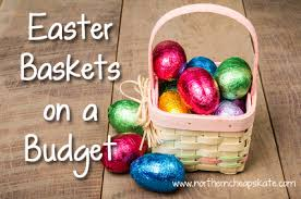 inexpensive easter baskets how to put together easter baskets on a budget easter baskets