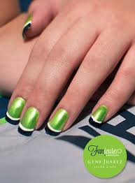night light nail salon 18 best seattle seahawks nail designs images on pinterest seahawks
