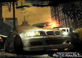 need for speed bmw need for speed most wanted