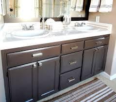 Black Bathroom Cabinet Black Cabinets In Bathroom Nrtradiant