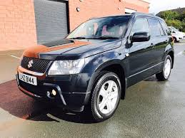 may 2009 suzuki grand vitara 1 9 ddis 4x4 low miles full service