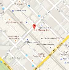 Google Maps Los Angeles Contact Taylor Strategy Contact Pr Experts