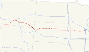Map Of Billings Montana by U S Route 212 Wikipedia