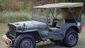ford military jeep 1942 ford military jeep w54 kissimmee 2013