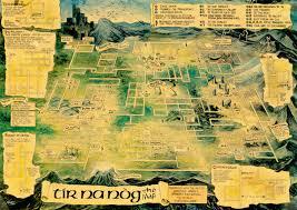 The Forest Game Map Gargoyle Games Tir Na Nog