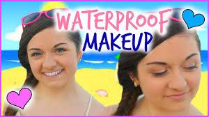 makeup school island keywords waterproof summer makeup tutorial 2014 high school
