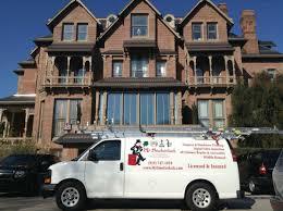 north carolina executive mansion chimney cleaning raleigh nc