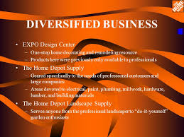 Home Depot Home Expo Design Center An Analysis Of The Home Depot Using Strategic Management Ppt