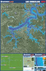 map kentucky lakes rivers kentucky lakes