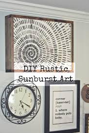 rustic wall decor custom creative natural materials