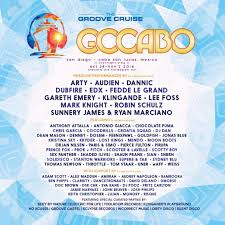Beach House Zebra Tab by Groove Cruise Cabo The World U0027s Largest Floating Dance Music