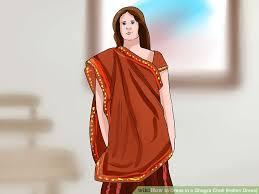 Ways To Drape A Dupatta How To Dress In A Ghagra Choli Indian Dress 13 Steps