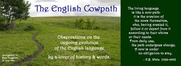the english cowpath the euphemism treadmill replacing the