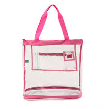 tote bags in bulk wholesale clear tote bags archives the clear bag store