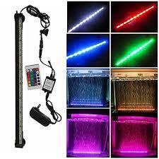 Aquarium Led Light Bar Coolknight Super Bright 12inch 18led 5050 Smd Underwater Aquarium