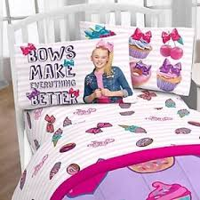girls bedroom bedding jojo siwa sweet life twin size sheet set bedding girls bedroom