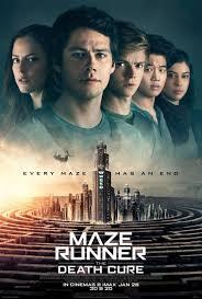 Maze Runner 3 Maze Runner The Cure Dvd Release Date April 24 2018