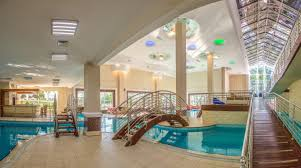 indoor swimming pool in rixos prykarpattya truskavets