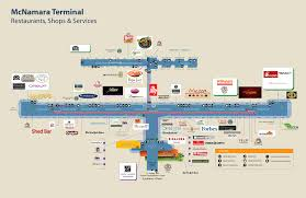 Atlanta Airport Map Delta by The Layover Detroit Metropolitan Airport Dtw Pedro Carrion