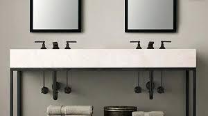 Metal Framed Mirrors Bathroom Great Metal Framed Mirror Bathroom Mirror Design With Regard To