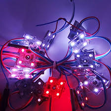 Christmas Decorations Wholesale Dubai by Led World Wholesale 100pcs Ws2801 Led Pixel Module String 4led