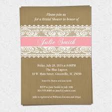 bridal shower invitations wording wedding ideas staples bridal shower invitations will give you