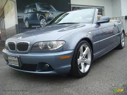 2004 bmw 325ci convertible for sale 2004 bmw 3 series 325i convertible in steel blue metallic g97118