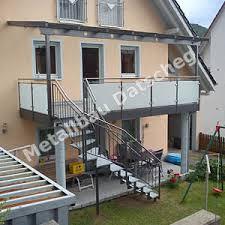 balkon metall balkone balkon balkonanlage aus stahl und edelstahl metall