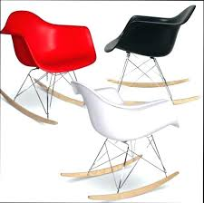 chaise bascule eames fauteuil a bascule pas cher fauteuils a bascule fauteuil eames
