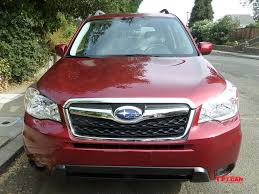 subaru forester red 2016 subaru forester