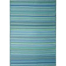 Recycled Plastic Rug Recycled Plastic Outdoor Rug Cancun Aqua U2013 Floorsome