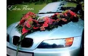 Deco Mariage Voiture by Decoration Voiture Pour Mariage Youtube