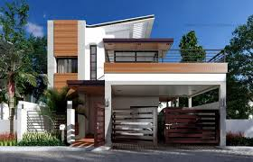 small contemporary house designs modern house designs philippines home design