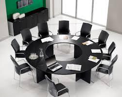 Besprechungstisch Büromöbel Runder Konferenztisch Für 12 Personen