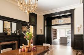 interior design with dark molding google search interior