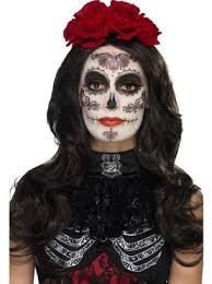 sugar skull costume sugar skull costume 44005 fancy dress