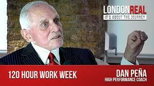 Tired Work Hours 120 Hour Work Week Dan Pena London Real Youtube