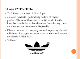 what does the logo logo for adidas