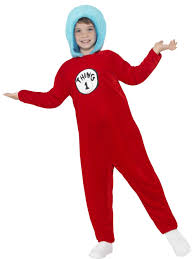 Halloween Costumes 1 2 Dr Seuss 1 2 Costume Kids Fancy Dress Play