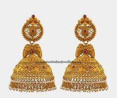 gold jhumka earrings design with price gold jhumka designs with weight and price jewellery