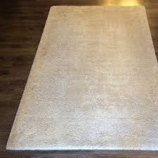 find more rug high pile off white ikea adum for sale at up to