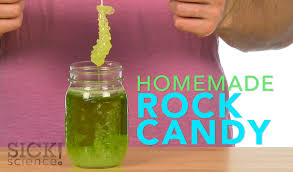 Rock Candy Adult - homemade rock candy sick science 188 youtube
