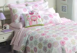 girls quilt bedding amazon com cynthia rowley 2pc twin quilt u0026amp sham set sophia