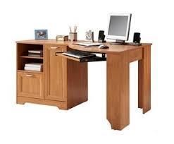 Magellan Corner Desk With Hutch Realspace Magellan Collection Corner Desk Honey