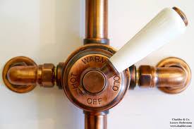 bathroom ideas exposed plumbing rain shower head target heads