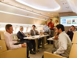 emirates turns a319 into private jet business insider