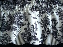Toile Cafe Curtains Toile Cafe Curtains Shop Our Many Styles Of Kitchen Curtains And