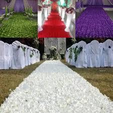 petal aisle runner new wedding carpet wedding favors 3d petal aisle